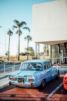 Classic Car News Pics And Videos From Around The World Alfa Gtv, Racing Car Design, Alfa Romeo Giulia, Alfa Romeo Cars, Motor Car, Motor Sport, Vintage Racing, Car Humor, Art Cars