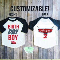 Mom and dad of birthday boy- raglan version, matching family, matching birthday, parents of birthday boy, birthday boy shirt