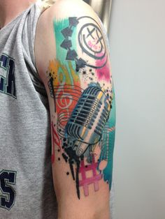 tattoos | blink 182 I wouldn't get this but I love blink
