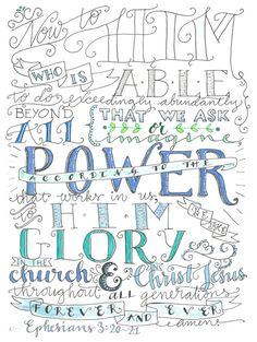 Bible verse printable hand sketch by PearlAndRoseDesigns on Etsy