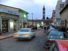 #Asmara small business district