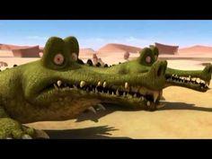 Desenho animado  humor lagarto - Filmes de desenhos E18