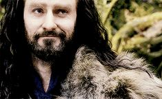 Thorin <3 - I literally just hugged my computer. I've been waiting for this gif!!!