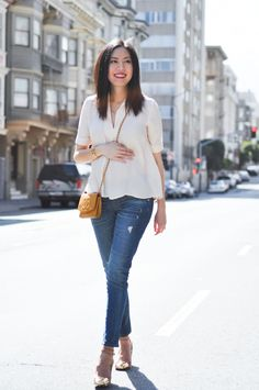 9to5Chic bump style