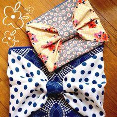 A bow clutch DIY!