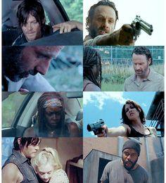 The Walking Dead, S4