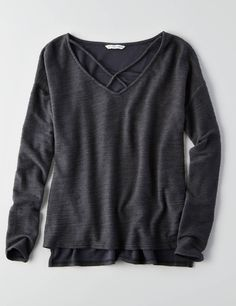 A slightly heavier knit and unique brushing process make this our softest, coziest fabrication yet.