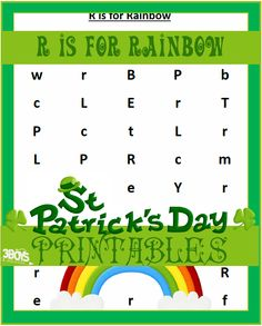 Check out the newest post (Saint Patrick's Day Printables: R is for Rainbow) on 3 Boys and a Dog at http://3boysandadog.com/2014/03/saint-patricks-day-printables-r-is-for-rainbow/?Saint+Patrick%27s+Day+Printables%3A+R+is+for+Rainbow