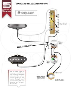 48 best seymour duncan wireing diagrams images on pinterest guitar rh pinterest com