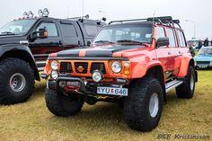 Simplemente magica... Nissan Patrol ´91 Jeep Suv, Jeep Truck, Best 4x4 Suv, Nissan Patrol Y61, Patrol Gr, Nissan 4x4, Suv Comparison, Nissan Infiniti, Jeep Parts