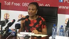 Johannesburg - The Public Protector Busisiwe Mkhwebane has found the Free State Department of Agriculture guilty of maladministration for its handling of the Vrede Estina dairy farm project.