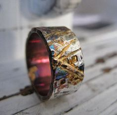 Man Wedding Band Man Wedding Ring Fine by HotRoxCustomJewelry