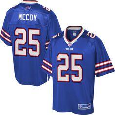 Men's Buffalo Bills LeSean McCoy NFL Pro Line Big & Tall Team Color Jersey #ad #nfl