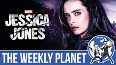 JESSICA JONES, Best Marvel Property? - The Weekly Planet Podcast - http://www.comics2film.com/marvel/jessica-jones/jessica-jones-best-marvel-property-the-weekly-planet-podcast/  #JessicaJones
