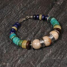 Diuna - bransoleta / dobrawa sobieraj / Biżuteria / Bransolety