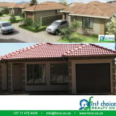 New Development in Pretoria West ,Build by First Choice Realty CC. The Orchards!!  A variety of 2, 3, and 4 bedroom plans that caters for the needs of the first time buyer to the extended family that needs more space. Click here for more photo's: http://besociable.link/37 Visit our website: http://besociable.link/4g #PretoriaWest #affordablehousing #property