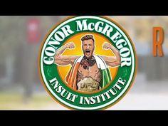 UFC ON FOX: Conor McGregor's Insult Institute
