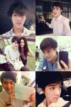sehun brother - He is cute....but he is no the sassy queen bitch resting face that Sehun is XD