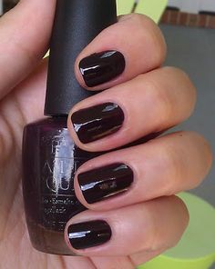 OPI Lincoln Park After Dark....great fall nailcolor!