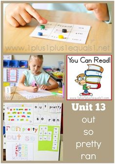 You Can Read Sight Words ~ Unit 13