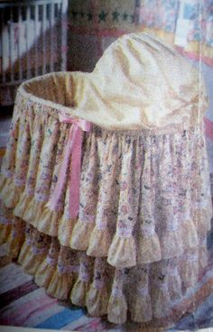 Bassinet Skirt Patterns 101