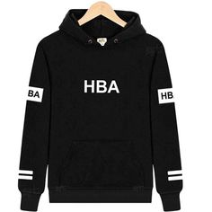 Find More Hoodies & Sweatshirts Information about Fashion Kids Hip hop Hood By Air HBA Hoodie Brand Children Spring Sweatshirt Clothing kpop Clothes asap rocky box Letter Hoodies,High Quality hoodies with fur for men,China hoodie ladies Suppliers, Cheap hoodies blank from Witness the Growth of Children on Aliexpress.com