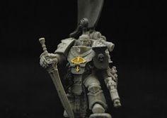 Eye of Error: Sons of Horus Praetor Redetailing