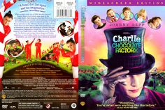 Charlie & The Chocolate Factory - Official Trailer Johnny Depp, Charlie Chocolate Factory, Tim Burton Films, Barbie Doll Accessories, Baby Alive, Dvd, Barbie Furniture, Miniture Things, Doll Crafts