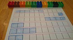 Raising Samuels Homeschool: Week#10: Introduction to Ten Frame (Homeschool Kindergarten and Preschool Learning)