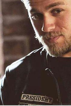 Charlie Hunnam:-)