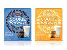 Fresh & Easy Cookie Crèmes | By P&W Design Consultants | 2011