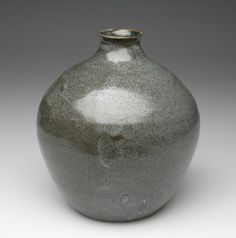 Auguste Delaherche. Vase. Vers 1910. RISD Museum