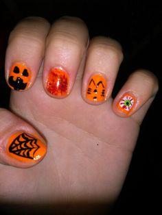 My nails (: