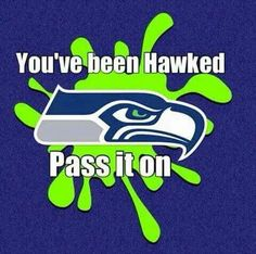 Share the love, 12th Man!