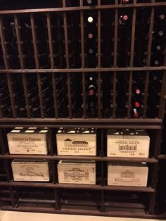 Wooden Wine Crates Inside Wine Rack Cubbies & Wine Boxes free from Costco | wine crates | Pinterest | Wine boxes ... Aboutintivar.Com