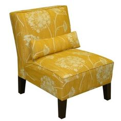 $299.99 Target accent chair- love the color and design!