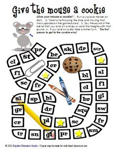 Phonics and digraph board games! Many different styles and levels. Find more fabulous learning tools on our Android or iPad app and at www.Agnitus.com.