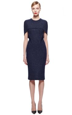 Tweed Dress by Zac Posen   Moda Operandi