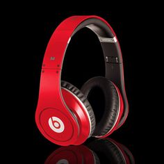 BEATS BY DR. DRE - STUDIO RED Just bought these and they are amazing!!