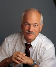 Jack Layton, 1950, former leader of the NDP