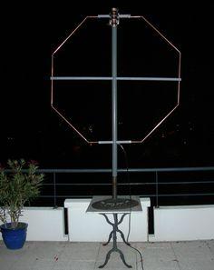 80-20m Magnetic Loop Antenna by Frank N4SPP