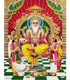 Vishwakarma - Glitter Poster Vishwakarma Puja, Lord Photo, Good Night Flowers, Hindu Symbols, Shiva Hindu, Trishul, Shiva Lord Wallpapers, Shiva Wallpaper, Name Tattoo Designs