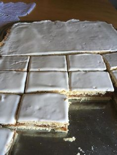 Lady Fingers Recipe, Hungarian Recipes, Hungarian Food, Winter Food, Cake Cookies, Sweet Recipes, Oreo, Food Porn, Food And Drink