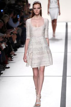 Elie Saab Spring 2014 #Fashion Week
