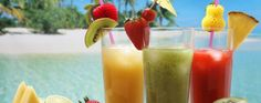 Healthy Tropical Smoothie Recipes for Weight Loss