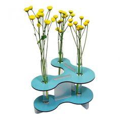 Werkhaus Shop - Vase Vasili - Blau