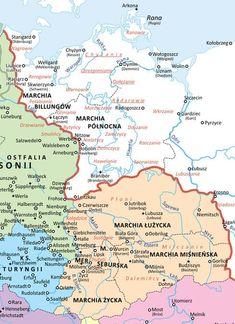 Holy Roman Empire(or German)–Polish War Poland History, Holy Roman Empire, Pretty Photos, Historical Maps, History Facts, World History, Draco, Germany, Knowledge