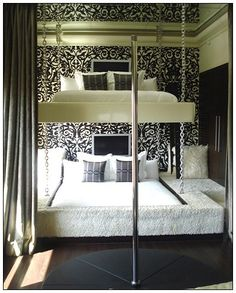 King Size Loft Bed