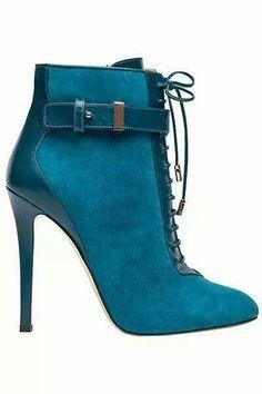 #blue SHOES BOOTS