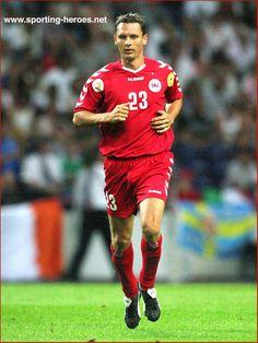Peter Lovenkrands - Denmark - UEFA EM-slutrunde 2004
